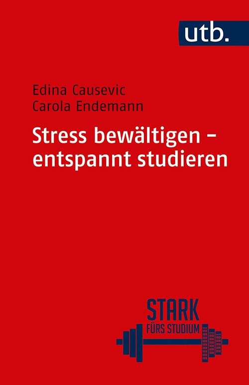 Buch Cover - Stress bewältigen